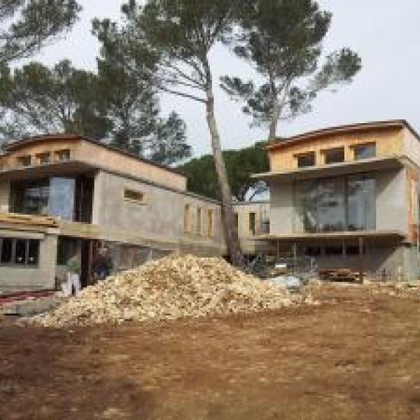 Renovation Maconnerie batiment Ales - Travaux renovation Nimes Gard 30
